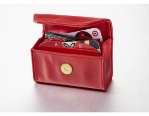 Card cubby gift card holder