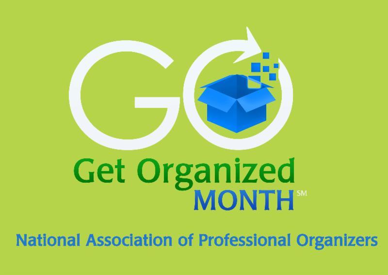 Get Organized Month!