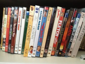 Media Organizing. We are going to tackle your collection of videos and DVDs.