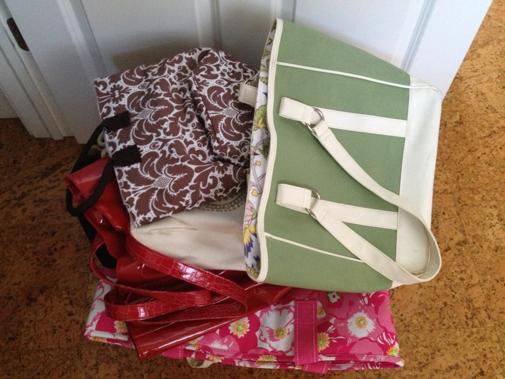 Organizing Bags