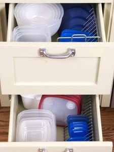 CD Rack to hold lids