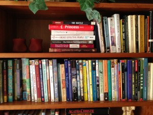 Organizing Books. Let's tackle your stash of books.
