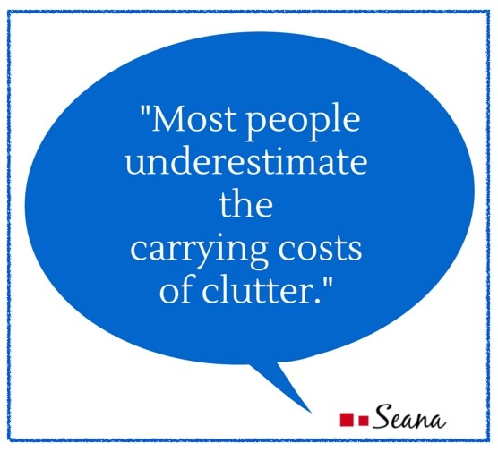 Clutter's Costs