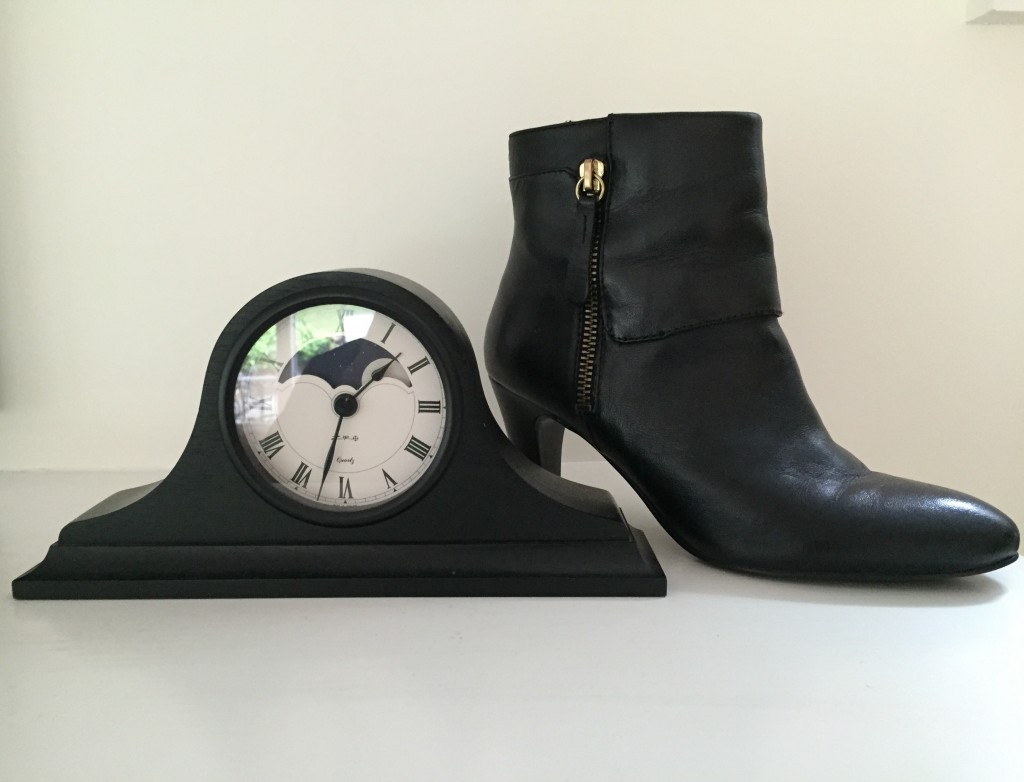 Organizing your time and shoes