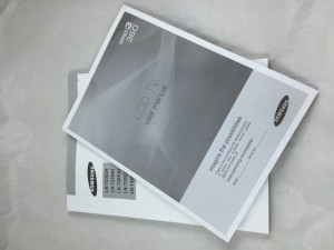 Warranties and manuals. Many clients I work with have vast stores of manuals, warranties, and product paperwork.