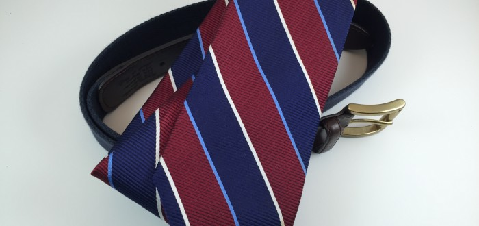 Belts and Ties