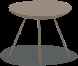 Stool. The three legs of the productivity stool.