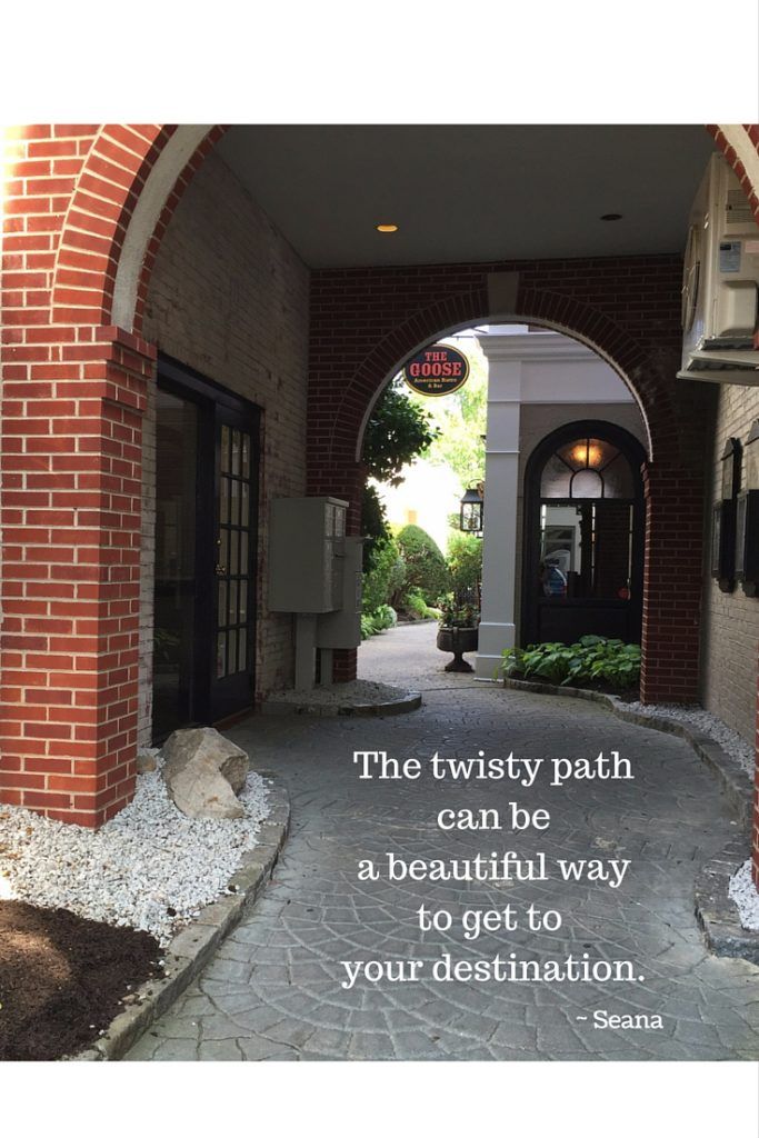 Twisty path can be successful
