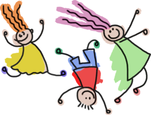Children and clothing. Dealing with the issue of clothing management.