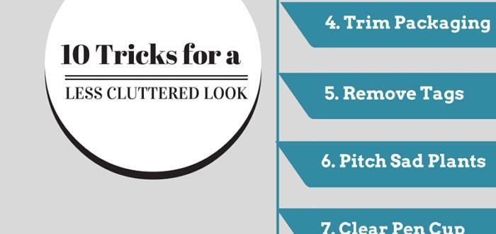 Tips for Uncluttered Room