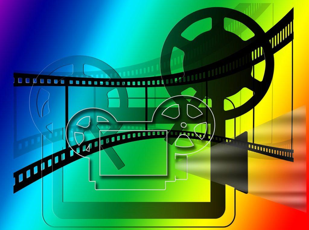 movie and audio files