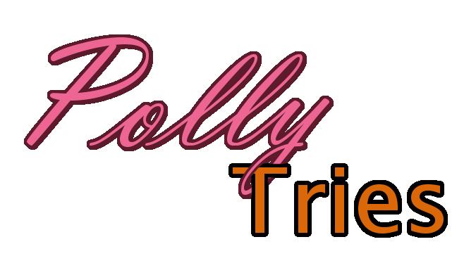 Polly tries logo