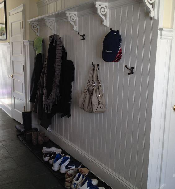 hallway hooks