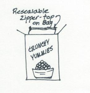 Better cereal bag