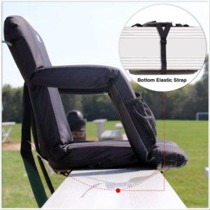 Bleacher chair