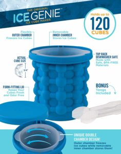 compact ice cube maker