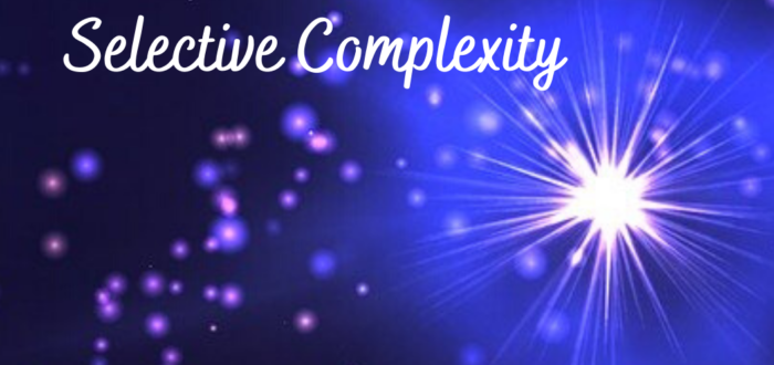 Selective Complexity Blog Title