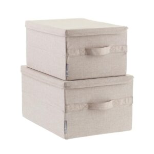 boxes with lids and handles