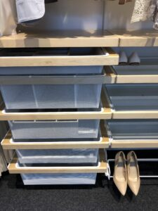 Container Store Elfa System