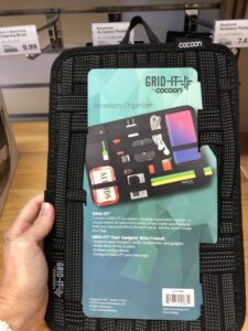 Grid-it cocoon organizer