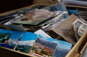 memorabilia. What percentage of your possessions are you keeping for sentimental reasons? How much is too much?