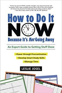 book about powering through procrastination.