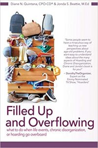 book about coping with hoarding disorder