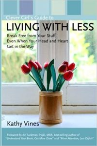 book about breaking free from the burden of stuff