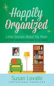 memoir about an organized woman.