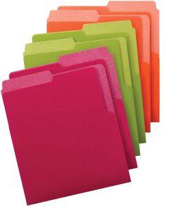 backpack folders